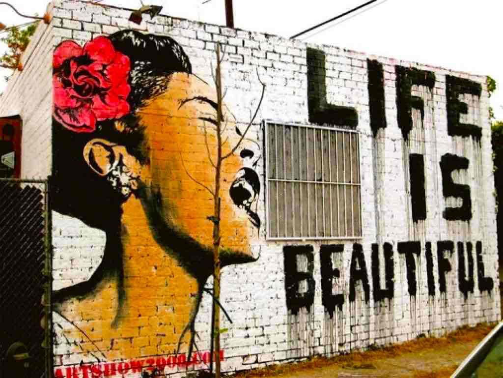 życie jest piękne