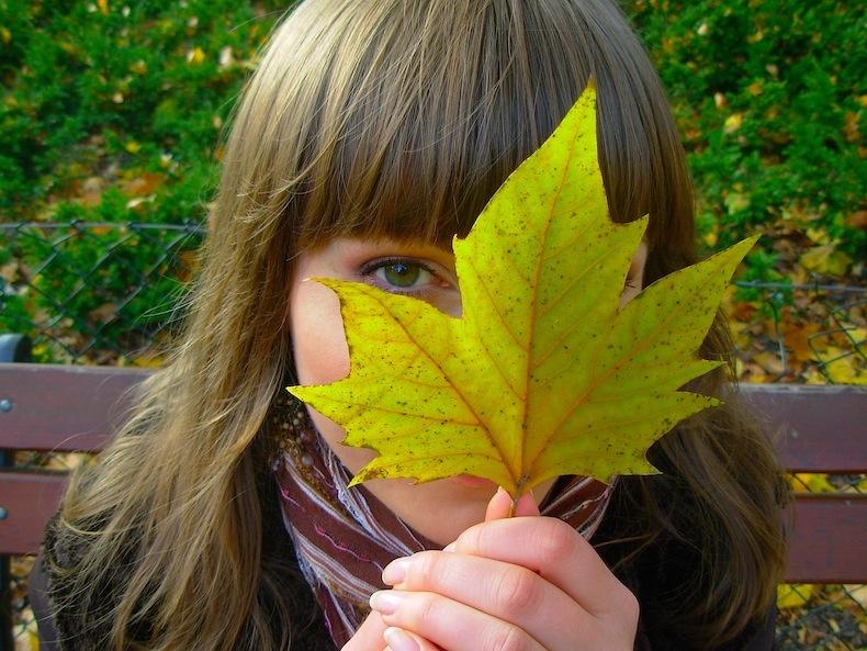 mali jesienn