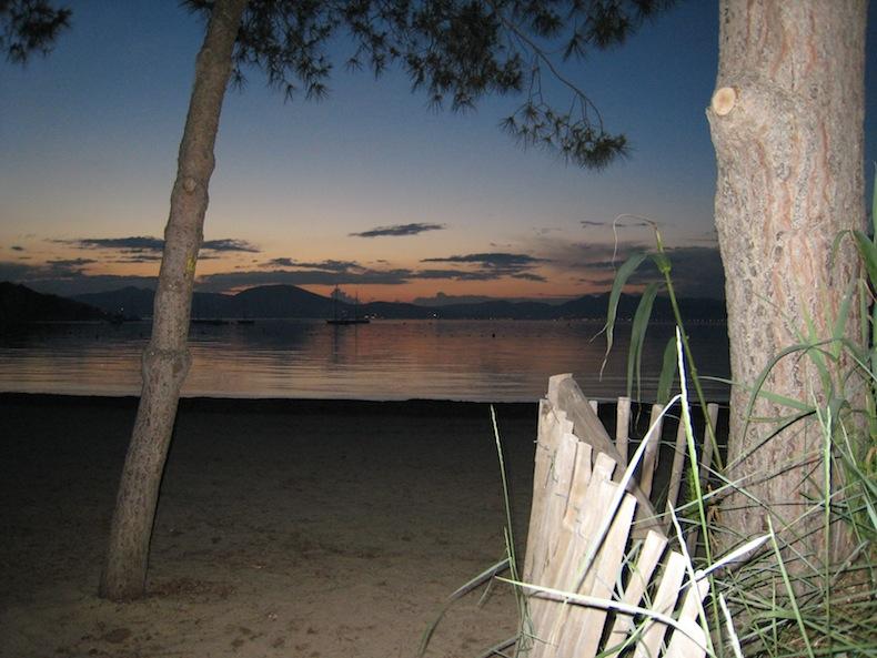 St Tropez plage