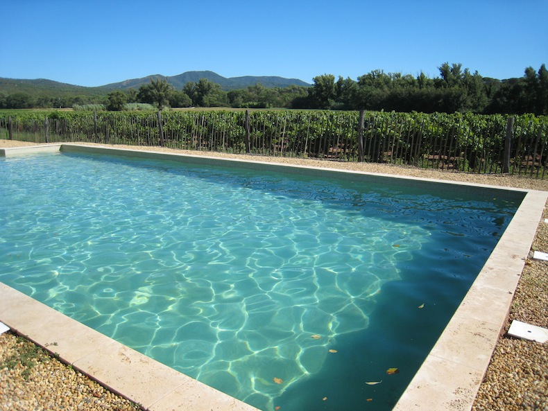 winnice i basen
