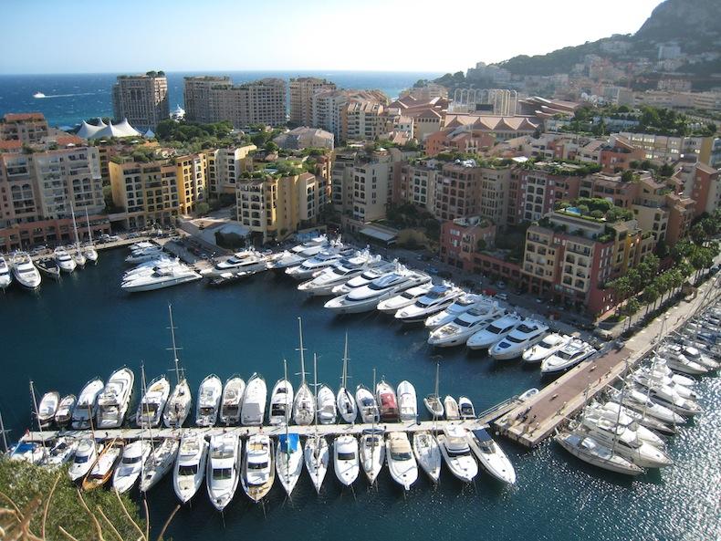 Port w Monaco 2