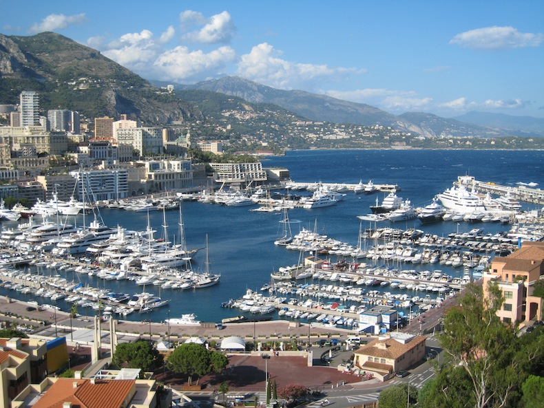 Port w Monaco 3