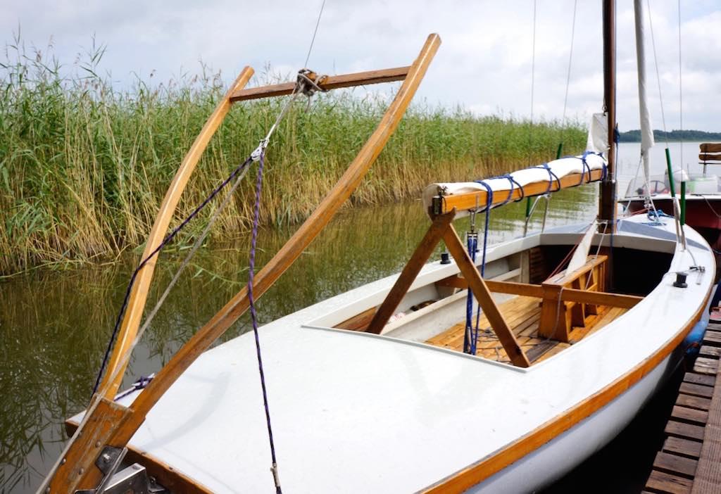łódeczki