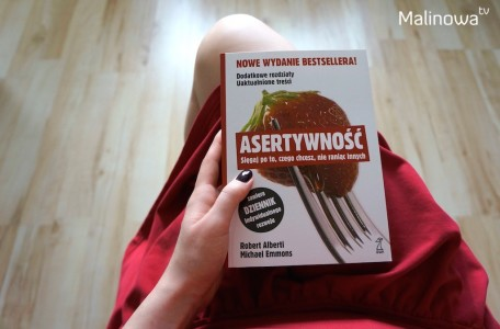 książka o asertywności